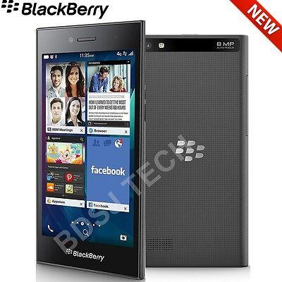 BlackBerry Leap 4G LTE (16GB) FACTORY UNLOCKED GSM STR100-2 (US Model) Grey
