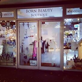 Elegant busy beauty/hair salon for sale in Christchurch