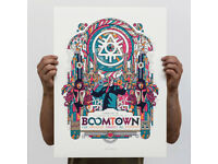 Selling x 2 BOOMTOWN Chapter 10 Wednesday entry tickets (£530 for both, £265 each) Inclu £20 refund.