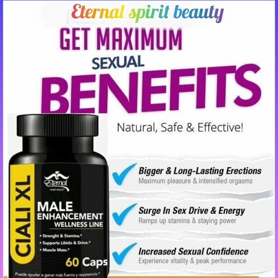 Cialix XL Eternal, Male Enhancement Supplement Enhancing Pills for Men.