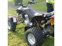 Quadzilla 300cc stinger.(road legal)