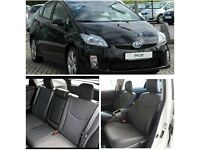 LEATHER SEAT COVERS TOYOTA PRIUS HONDA INSIGHT FORD MONDEO