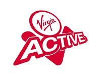 Male Cleaner- Virgin Active Sheffield-Part time- (��7.20 (25+) ��6.80 (u25) per hour) + exc bens