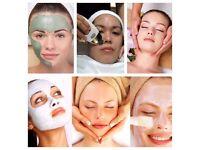 Facelift facial nuskin Ageloc, Aromatherapy Hot Stone Massage Reiki Hopi ear Candling