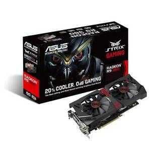 NEW ASUS STRIX Radeon R9 380 Gaming Graphics Video CArd Mulgrave Monash Area Preview
