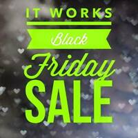 Miss Lynn Wraps_It Works : HURRY! Black Friday Deal 4 DAYS ONLY