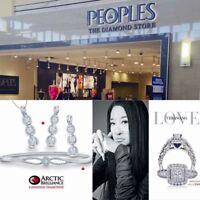 Peoples Jewellers - Canada #1 Diamond store is hiring!!!