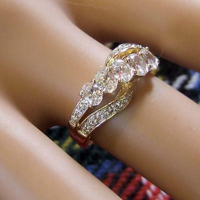 14 ct GOLD  second hand  ring