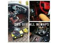 ECU Remapping, DPF/EGR/ADBLUE/NOX/POPS&BANGS/STAGE 1,2,3 Increased Power & Torque