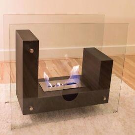 Naked Flame Rumour Ethanol fireplace. BNIB