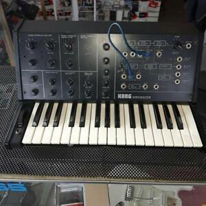 MS-10 Korg Analog Synth