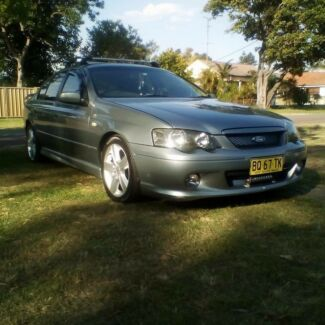 Wanted: Ford XR6 Turbo