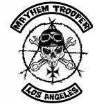 Mayhem Trooper Merchandising