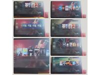 Amazon fire stick with 5 different skins, all the latest/old tv shows, movies, sports plus much more