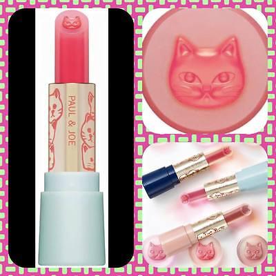 PAUL & JOE Cat Lipstick refill -limited edition- 002 Smooth Sailing