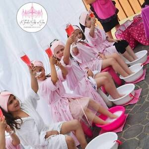 The original KIDS PAMPER PARTY company | Est. 2011 Sydney City Inner Sydney Preview