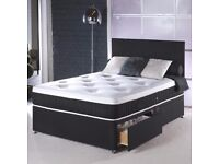 🔥💥**Clearance Furniture Sale🔥💥- Kingsize Bed with 11inch Authentic Full Orthopaedic Mattress