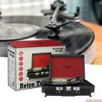 Vintage Vinyl Retro Platenspeler, Pick-up Turntable