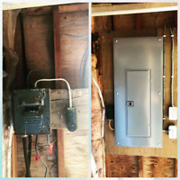 Electrical Panel Upgrade-NO PAYMENTS NO INTEREST FOR 6 MONTHS