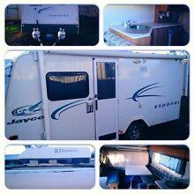 2007 Jayco expander caravan Lake Cargelligo Lachlan Area Preview