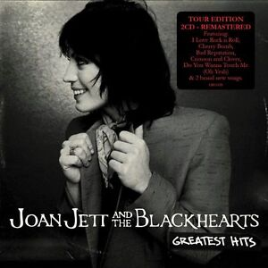JOAN-JETT-THE-BLACK-HEARTS-GREATEST-HITS-2CD-SET-SEALED-FREE-POST