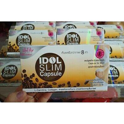 3X New Idol Slim Capsule Mixed Drink Weight Loss Reduce Resistant Slimming Diet