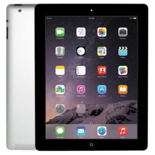 Apple iPad 4 - 4th Generation - 16GB - Wi-Fi - 9.7in - Black - Tablet/E-Reader