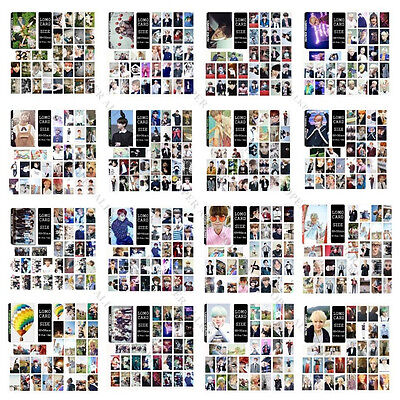 KPOP 30pcs BTS Lomo Cards WINGS Jimin Bangtan Boys Jung Kook Jin V Photo Poster