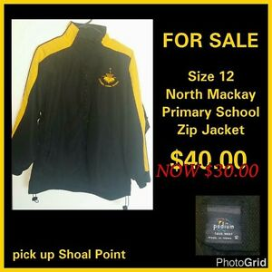 North Mackay Primary School Jacket Mackay Mackay City Preview