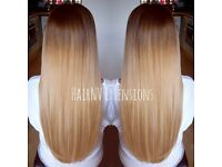 HairNV Extensions - Luxury, permanent hair extensions