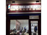 Free gents haircuts at GRB