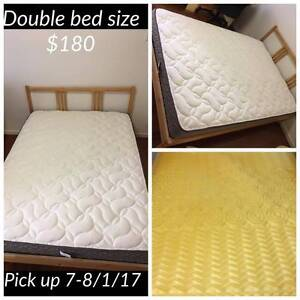 Single and double sized beds (Super Clean + Warranty) Eight Mile Plains Brisbane South West Preview