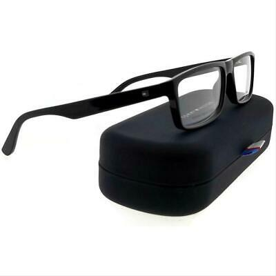 Authentic TOMMY HILFIGER TH1488 807 Black 55/15/145 Men's Rectangular (Tommy Hilfiger Glasses Mens)