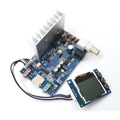 Lcd Fm Transmitter 5w Max 7w Adjustable 76m-108mhz Stereo Pll Fm Transmitter