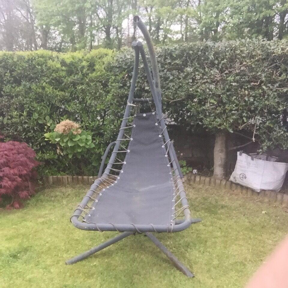 Helecopter garden chair/ swing