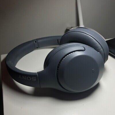 Sony XB900N Extra Bass Noise Canceling Wireless Headphones WH-XB900N Gray