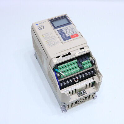 Yaskawa Cimr-g7u41p5 Inverter Drive 380480v 5060hz 3phase