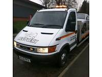 Car Recovery and Breakdown Service Will deliver anywhere in the UK 07866 664343