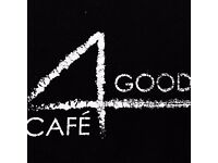 Cafe Manager Needed