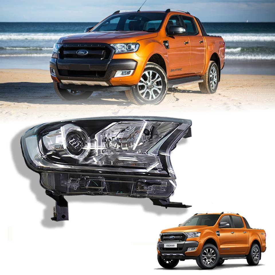 OEM GENUINE HEADLIGHT PROJECTOR RHS RIGHT SIDE FOR FORD RANGER MK2 PX2 2015-2017