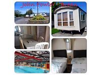 Luxury Caravans Available Sandy Glade in Brean - Prices start £99