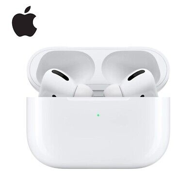 Apple Bluetooth Earbuds AirPods Pro with Wireless Charging Case Top Quality