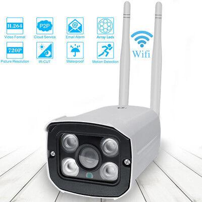 1080P HD Wireless CCTV Bullet WIFI Camera Outdoor Audio Security Camera Yoosee