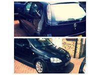 Vauxhall Corsa C SXI (Black)
