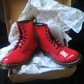 new DM boots