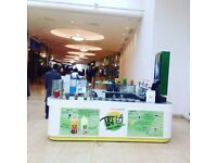 Business for sale: Bubble Tea Kiosk at Pentagon Shopping Center for SALE ! ! ! 16,000