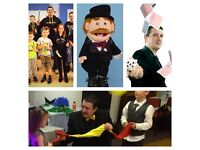 Children's Magician and Entertainer - Balloons, Magic, Puppets, FUN!!