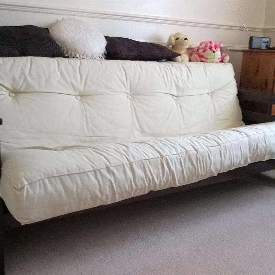 Double sofa bed from next for sale in portslade east for Next divan beds