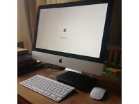 "Imac 21.5"" hardly used, boxed"