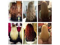 Christmas special offer on hair extensions